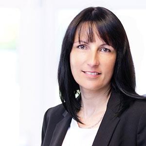 Porträt Nicole Gräfe
